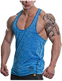 Gold's Gym Marl Performance Stringer Vest