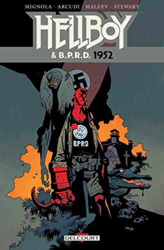 Hellboy & BPRD T01 : 1952 par Mike Mignola