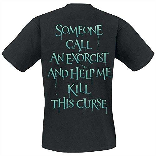 Bring Me The Horizon - My Little Devil T-Shirt mit Rückendruck Schwarz
