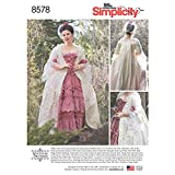 "Best Simplicity Costumes - Simplicity Creative Patterns 18th Century Costumes, 14""/16""/18""/20""/22"" Review"