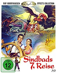 Sindbads 7. Reise (The 7th Voyage of Sinbad) [Blu-ray]