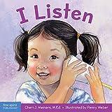 Best Books About Kindergartens - I Listen: A Book About Hearing, Understanding, Review