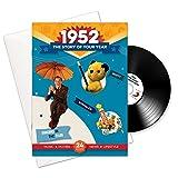 1952 Jubiläum oder Geburtstag Geschenke - 1952 4-in-1 Karten und Geschenk - Story of Ihr Jahr, CD, Musik-Download