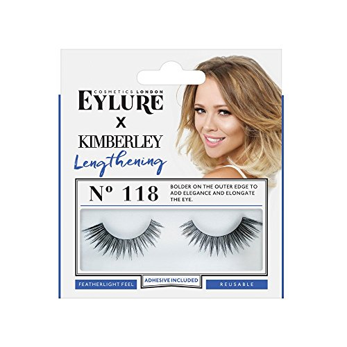 2a5ef148111 Eylure Strip Lashes - Lengthening No. 118 (Kimberley)