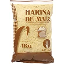 ijsalut - harina maiz s/g 1kg molino pie adpan 1 kg