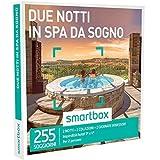 Smartbox - Due Notti In Spa Da Sogno - 255 Soggiorni Con Benessere In Hotel 3* e 4*, Cofanetto Regalo e Benessere