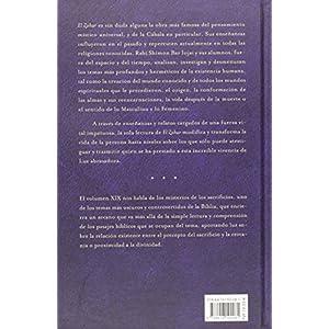 El Zohar: traducido, explicado y comentado: El Zohar (Vol. 19) (CABALA Y JUDAISMO)