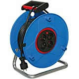 Brennenstuhl Standard S-RB Enrouleur de câble à contact Rotobrenn 40 m