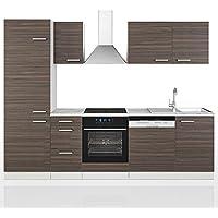 Suchergebnis auf Amazon.de für: einbauküche mit elektrogeräte: Küche ...