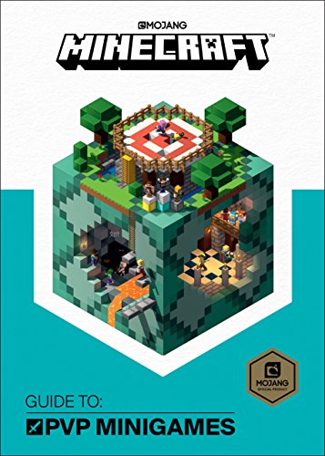 Minecraft: Guide to Pvp Minigames por Mojang Ab