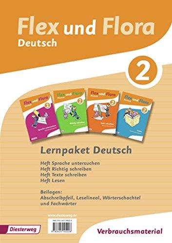 Flex und Flora: Paket Deutsch 2