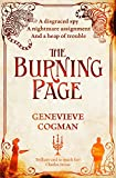 The Burning Page (The Invisible Library series, Band 3) von Genevieve Cogman