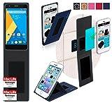 reboon Hülle für Elephone P7000 Tasche Cover Case Bumper | Blau | Testsieger