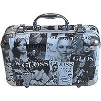 Gloss - caja de maquillaje, caja de regalo para mujeres - 62pcs caso de la belleza belleza de tendencia