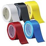 Propac z-nd50b471Signalfarbe Klebeband Vinyl 3m 471, blau, 50mm x 33m