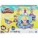 Play-Doh - Helados de rechupete, multicolor (Hasbro B0306EU8)