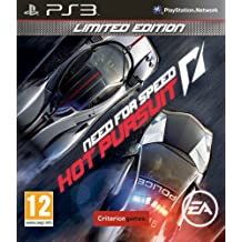 Need For Speed Hot Pursuit Limited Edition Sony Ps3