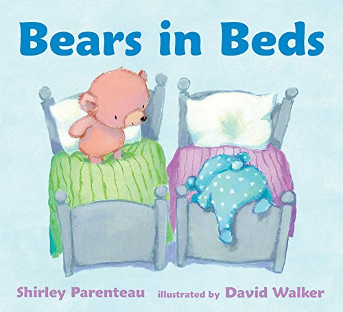 Bears in Beds (Bears on Chairs) por Shirley Parenteau