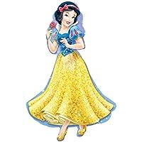 Anagram 2847401 - Party und Dekoration - Folienballon SuperShape - Disney Princess - Schneewittchen, circa 60 x 93 cm