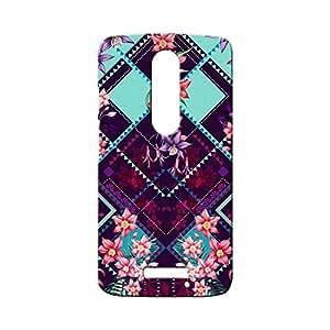BLUEDIO Designer Printed Back case cover for Motorola Moto X3 (3rd Generation) - G5111
