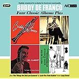 Four Classic Albums Plus (Buddy De Franco / The Artistry Of Buddy De Franco / Mr Clarinet / Pretty Moods)
