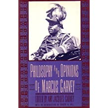 Philosophy and Opinions of Marcus Garvey by Amy Jacques Garvey (1992-02-06)