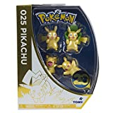 Pokèmon - Pack de 4 Mini Figuras (Tomy...