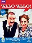 The entire series of the much-loved BBC sitcom set in occupied France during the Second World War. Double entendres abound at the Cafe Rene in the French village of Nouvion as lusty lothario proprietor Rene Artois (Gorden Kaye) and his tuneless wife ...