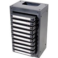 BIGZ Die Storage Rack-tiene 10
