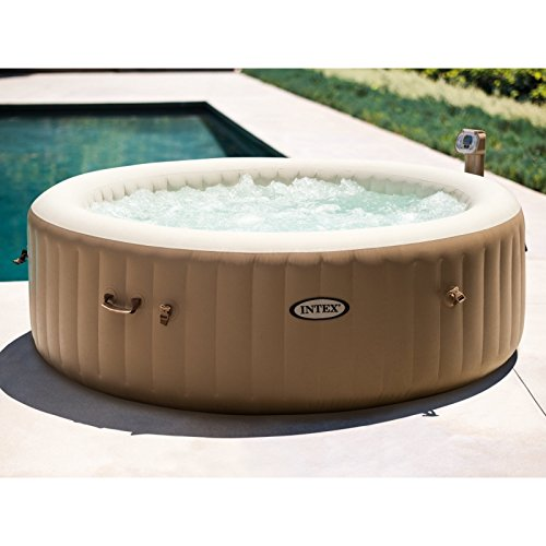 Piscina idromassaggio Pure Spa Bubble Therapy 216x71cm 6 posti Intex 28408EX