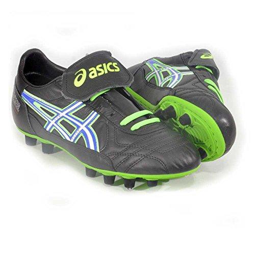 Asics , Chaussures de foot pour homme Noir - Nero