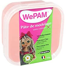 Cleopatre WePAM - Pasta de porcelana fría, 145 gr, melocotón