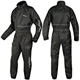 A-pro Motorcycle Motorbike Waterproof Rain Suit Over One 1 pc Trousers Jacket L