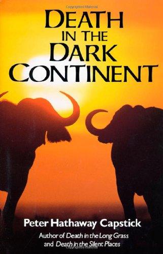 Death in the Dark por Peter Hathaway Capstick