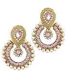 Radhe Krishna Creation White Pearl Gold ...