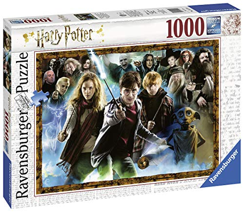 Ravensburger - El mago Harry Potter 15171