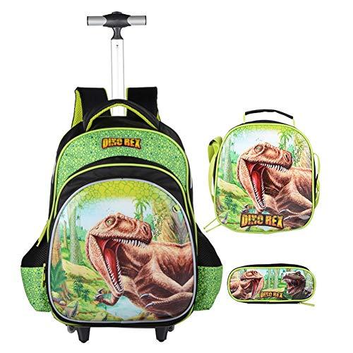 HWX Ruote per Trolley Trolley per Bambini Ruote Valigia per Valigia per Weekend per Ragazze (Colore : C, Dimensione : 42cm*30cm*19cm)