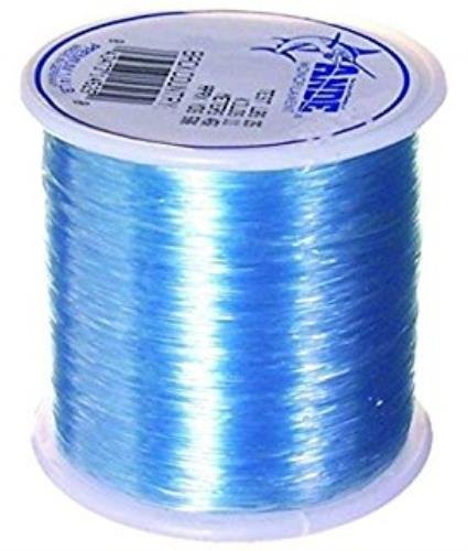 Ande A2–50bc Rückseite Country Monofilament, Schlosserhammer, Spule, 50-pound Test, blau Finish