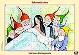 Schneewittchen: Don Bosco Märchenpuzzle (Don Bosco Märchenpuzzle für Familie und Kindergarten)