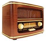 GPO Winchester Stand Alone Nostalgic AM/FM Radio
