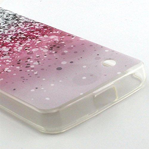 ANNNWZZD Soft TPU Case Tasche schutzhülle für Microsoft Lumia 550 Nokia N550 Cover / Case / Bumper Hülle Schutzhülle / Rückdeckel Schutzhülle / Handy Hülle / Ultra-thin soft shell,A07 A15