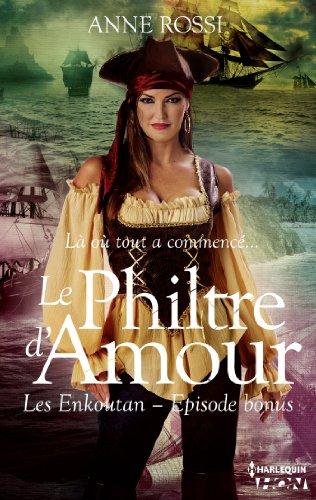 Couverture du livre Le philtre d'amour : Les Enkoutans - Episode bonus
