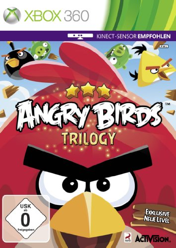 Angry Birds: Trilogy - [Xbox 360] (Xbox 360 Angry Birds)