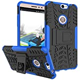 MOONCASE Coolpad Max Dual Layer Hybrid Holster Armor Case