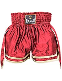 Kango MMA Shorts Muay Thai Kick Boxing Training UFC Grappling Cage Fight Short