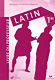 Latin 1e : Livre du professeur