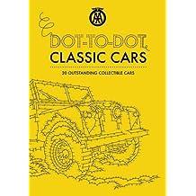 DOT-TO-DOT CLASSIC CARS (Dot to Dot Books)