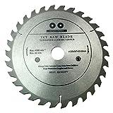 Inter-Tech Craft 250mm Scie Top Qualité Lame de scie circulaire pour bois 250x 32–30mm x 30Z