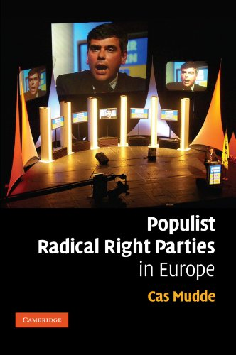 Populist Radical Right Parties in Europe Paperback por Mudde