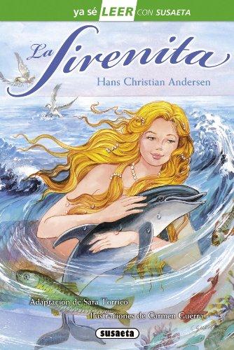 Portada del libro La Sirenita (Ya sé LEER con Susaeta - nivel 2)